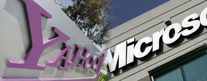 bing to provide yahoo search results
