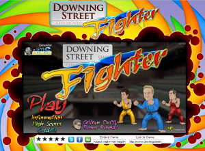 downing street fighter